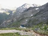 TVSB 33 Ascending Col des Chevaux Looking Back To Bernard.jpg