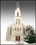 Newmarket  Church