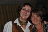 Resi Spitzer mit Schwägerin