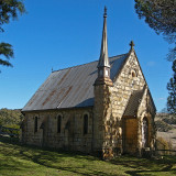 150 year old Church in country Australia