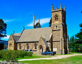Heritage Anglican Church at Wallerawang.