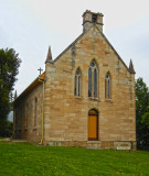 St. Bernards Catholic Church ..Little Hartley..1848