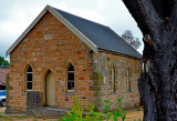 Old Union Church. Marrangaroo..1897.