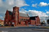 St.Michael and St.John's Cathedral Bathurst..1861