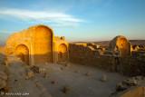Shivta archaeological site.