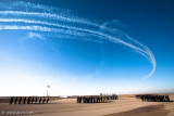 Israel Air Force Flight Academy course #163 graduation and Air Show