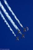 4227044507_d5b8b10648 Israel Air Force  Aerobatic team_ flying the  Fouga CM-170 Magister Tzukit_M.jpg