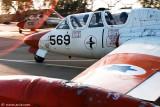 4573839618_8b39644174 Israel Air Force  Aerobatic team_ flying the  Fouga CM-170 Magister Tzukit_M.jpg