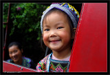 Chiang Mai - Wat Doi Suthep little cambodian Lady