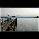 ... The  lake ...