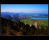 ... German Bavaria Landscape ...