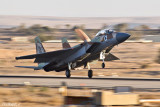 Israel Air Force combat fighters graduation and Air Show - 162