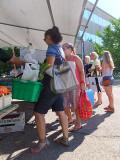 At the Farmer's Market 2