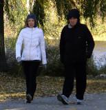Saturday morning walk in High Park 1