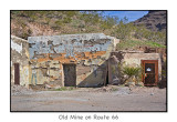 Old Gold Mine on Route 66