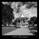 1880's Bandstand