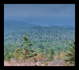 View From Brockway Mountain top