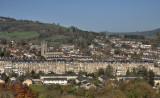 Bath skyline from Bathamton
