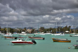 Grand Baie, Mauritius.