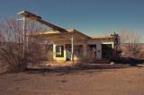 Route 66 ruin