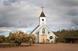 Little Church near Goldfield