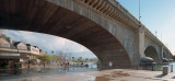 Looking under the London Bridge