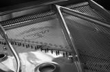 Inside a Baldwin Artist Grand Piano
