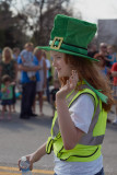 Irish Lass from the St. Paddy's Day Parade