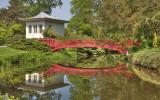 The Red Bridge, Shugborough.
