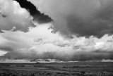 Storm racing across the Plains