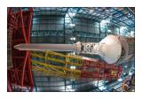 The tip of Saturn V - 2844