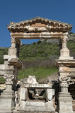 Trajan Fountain in Ephesus