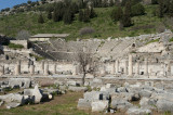 The Odeon in Ephesus