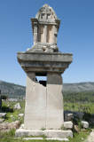 Lycian pillar tomb