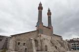 The Çifte Minare Medrese after restoration