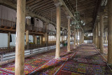 Kilims used in mosques