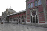 Istanbul pictures - Sirkeci station