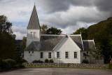 New church of Ardal