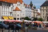 Daily Market , Brno