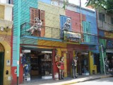 La Boca area of Buenos Aires