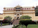 Fomerly a Maharaja's Palace, Now a Luxury Hotel