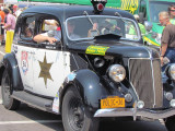 1936 Ford Fordor Delux Police Car
