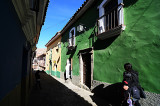 La Paz, Bolivia -- People and Architecture