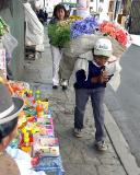 Heading to the market