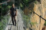 Suspension Bridge in Angostura