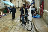 Tarabuco Cyclist