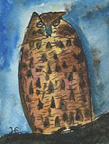 ACEO Owl SOLD