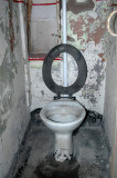 Toilets of Woodend Mill in years gone by