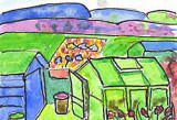 ACEO Allotments Sheds SOLD