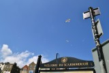 The Town Centre Sign of Scarborough